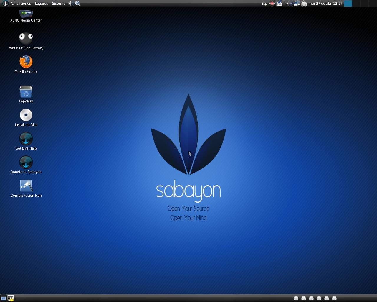 Instalar Sabayon 5.2
