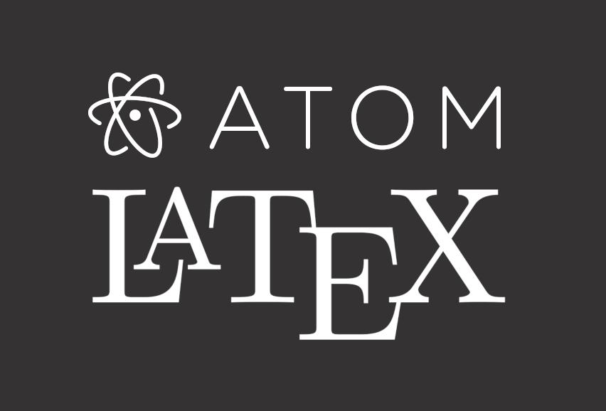 Atom Latex logo