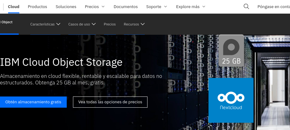 IBM Cloud + Nextcloud